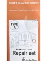 Kit de réparation pour tente acrylique Isabella pour les matériaux acryliques