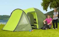 Tente dôme Berger Easy Rock 4 Plus