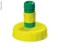 Verschluss DIN 96 mit Schnellverschlusskupplung