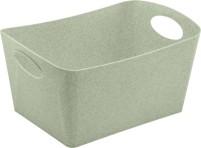 Koziol Organic Aufbewahrungsbox Boxxx M organic green
