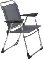 Chaise pliante Crespo anthracite