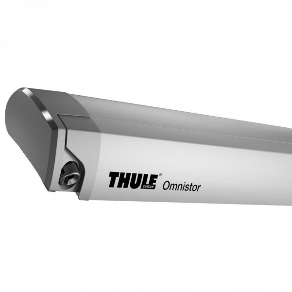 Thule Omnistor 9200 eloxiert Alaska Grau | 550 cm