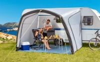 Berger Sombra-L 3m aufblasbares Sonnenvordach 300 cm