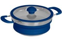 Berger Pot pliable avec couvercle 1,7 l