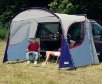 Bus Sonnendach Capri 2 Space 340x260cm, Reimo tent  Technology