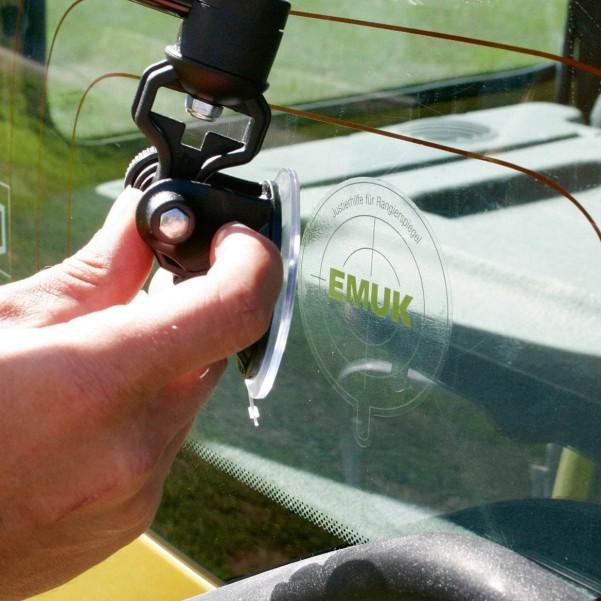 Miroir de manœuvre Emuk Mobil Pro