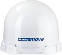 Berger Move Vollautomatische Sat-Anlage (Single LNB)