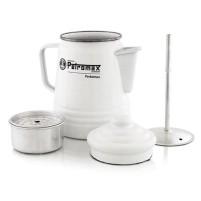 Percolateur pour thé et café Petromax blanc