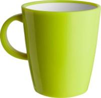 Tasse chaude Brunner Tasse à poignée en résyline 300 ml lime