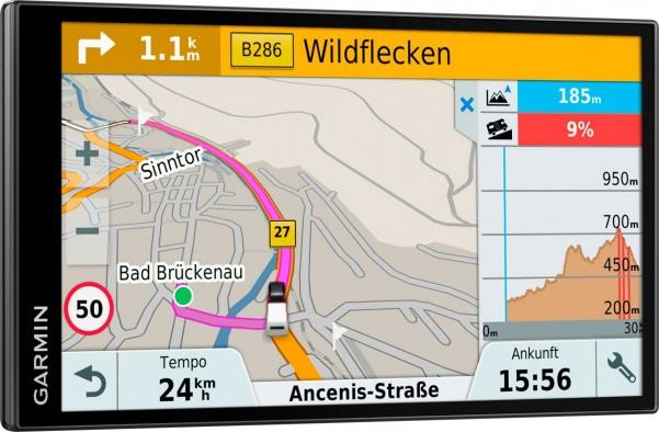 Navigationssystem Garmin Camper 770 LMT