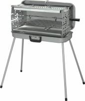 Berger 3-Flammen Koffer-Gasgrill Tragbar 30 mbar