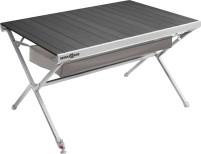 Table de camping en aluminium Brunner Titanium 4 NG2 122 x 79 cm