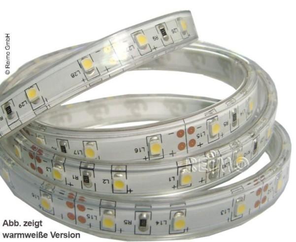 Carbest LED-Band, IP68, RGB, 120-140lm/m, 3528SMD LED, 4,8W/m, 4 Kabel