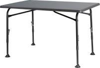 Table pliante Westfield Aircolite 120 noire 120 x 80 cm