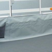 Hindermann tablier de sol 500 cm