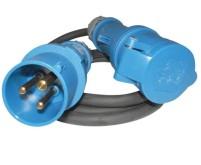 Câble adaptateur CEE 3x2,5mm, longueur 1,5m