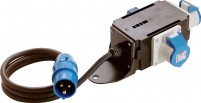 CEE-Stromverteiler EMS 3-polig