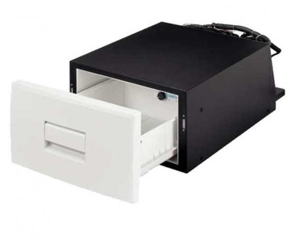 Dometic CoolMatic CD 30 front blanc