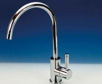 Wasserhahn, Küchenarmatur Trend S, Schalter, Uniqu ick
