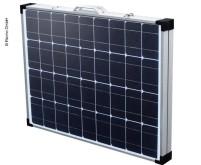 Solarkoffer 100W, monokristalline Zellen