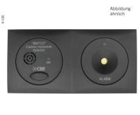 "Gaswarner BMTCO, ""CO"" Detector, 12V braun, 119x60m m, 85dB"