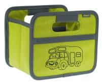 Meori Faltbox Mini Travel Trailer Grün Kiwi Grün mit Reisemobile