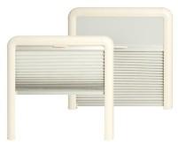 REMIS Doppel Kassettenrollo REMIflair IV grau 500x 450