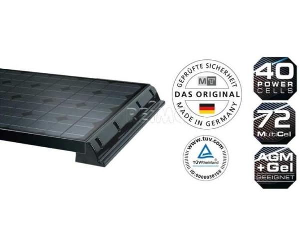 Solarmodul MT-SM 190 1640x660x33 40-zellig