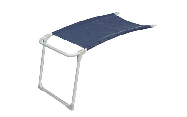 Berger Beinauflage für Klappsessel Comfort / Luxus blau