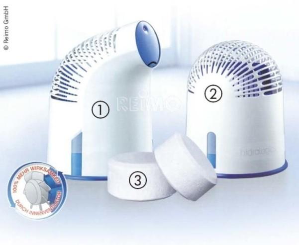 Déshumidificateur Mellerud air-Xcess, incl.1 Tab