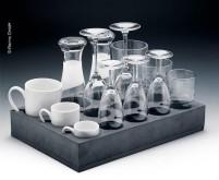 Universal Glas- und Tassenhalter