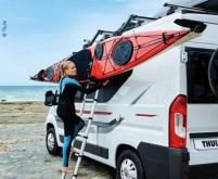 Porte-kayak Thule Hullavator Pro