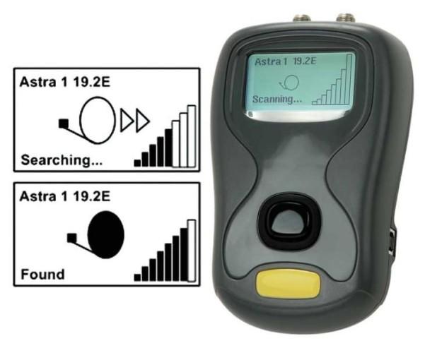 SAT-Finder MXL 090