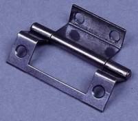 Charnière de volet coudée de 50 mm, desserrée
