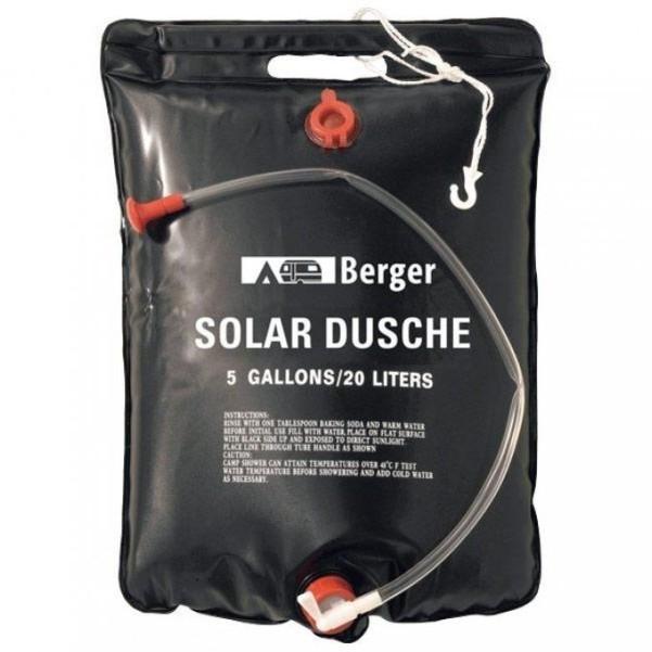 Berger Solardusche 20 Liter