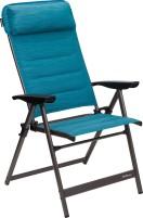 Berger Folding Chair Slimline Light Blue Light Blue, Black