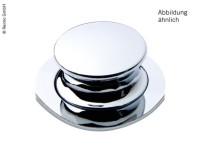 Push Lock - Chrom für 14-16mm ABS, rund