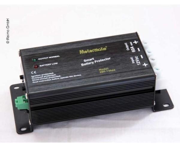 moniteur de batterie carbest 12V (10,5-16V), 60A maxa l