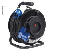 Tambour de câble CEE H07RN-F 3G2,5mm, 25m couplage angulaire