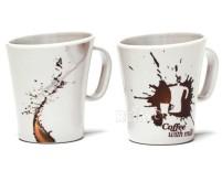 Lot de 2 mugs en mélamine Cremona