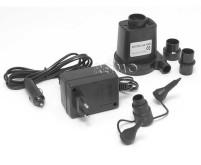 12/230V Elektro-Luftpumpe, mit verschiedenen Aufsä tzen