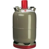 Bouteille de gaz en acier de 11 kg (non remplie)