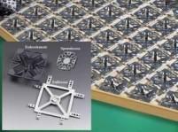 Système de lit Froli Travel paquet supplémentaire 12 éléments+12 croix de pied+2 croix de tension