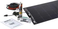 Büttner MT280-Solar système complet Flat-Light 280 Wp