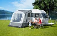 Camptime Lago-L aufblasbares Reisevorzelt