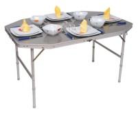 Table de camping Eddy 120x58x67cm, Camp4