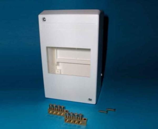 Kleinverteiler für Sicherungsautomatik