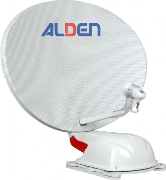 ALDEN Sat Anlage AS2 80 inkl.LED TV