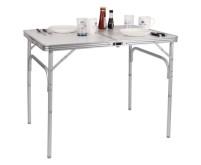 Table de camping Mini Max Luxury 90x60 cm