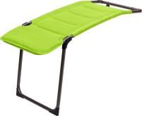 Berger Leg Rest Slimline Green vert clair, noir